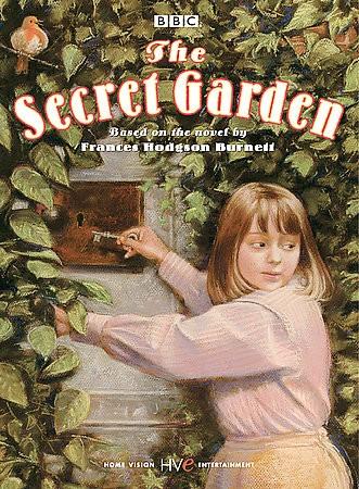 The Secret Garden BBC DVD, 2005, BBC