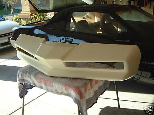Knight Rider Pontiac Firebird Trans Am Bumper Nose KITT