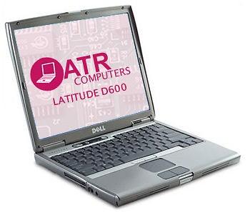 dell latitude d600 laptop in PC Laptops & Netbooks