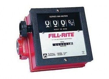 Fill Rite FR 901 Meter 1 inlet/outlet   6 40 GPM