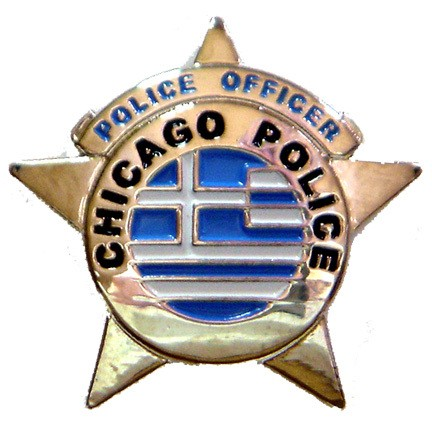 chicago police badges in Badges Obsolete