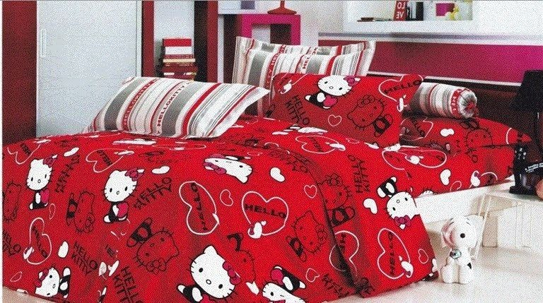 hello kitty bedding queen in Bedding