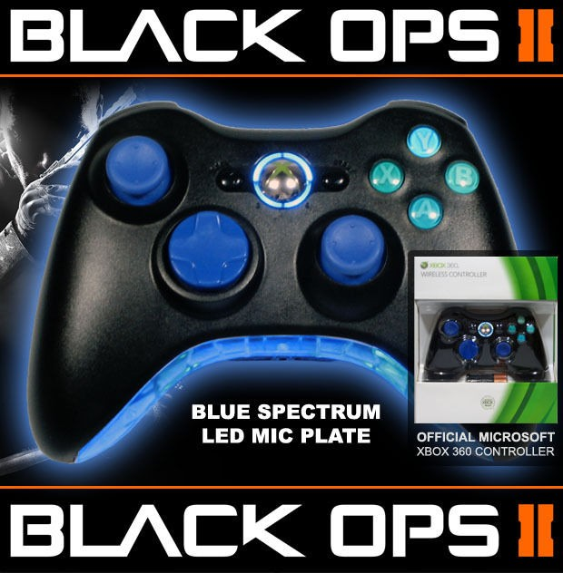 xbox 360 rapid fire modded controller in Controllers & Attachments