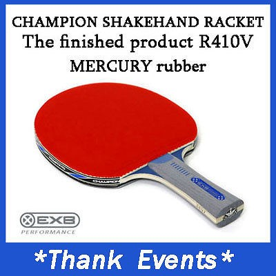 729 2040 Ping Pong Paddle Table Tennis Racket Long handle Professional