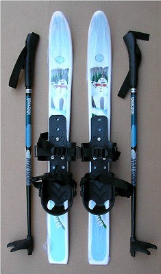 NEW 70cm WHITEWOODS KIDS XC cross country SKI SET  SKIS/BINDINGS