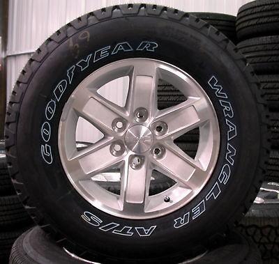 Sierra Yukon OEM 17 Wheels Rims Tires Chevy Silverado Suburban Tahoe
