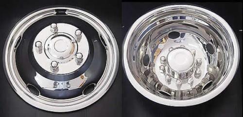 19.5 Chevy / GMC 3500HD Dually Wheel Simulators