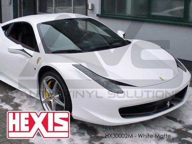 vinyl car wrap white in Decals, Emblems, & Detailing