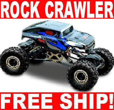 RS10XT 4wd 4ws RC Rock Crawler Truck RTR Buggy Car HOT