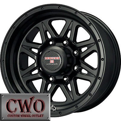 Strike 8 Wheels Rims 8x165.1 8 Lug Chevy GMC Dodge 2500 2500HD