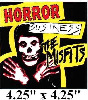 got horror? SCARY FILM MOVIE FUNNY DECAL STICKER VINYL WALL CAR