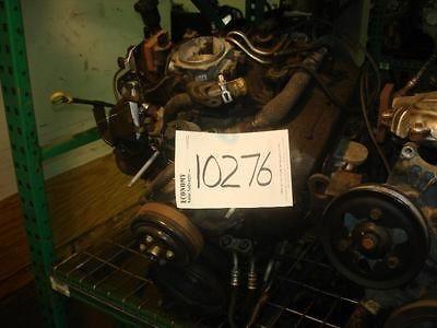 CHEVROLET BLAZER S10/JIMMY S15 Engine (4.3L, VIN W, 6 262) 96