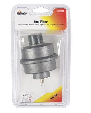 new mr heater fuel filter big buddy # f273699 time