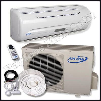 Bracket + Ductless Mini Split & Heat Pump 12,000 btu Air Conditioner