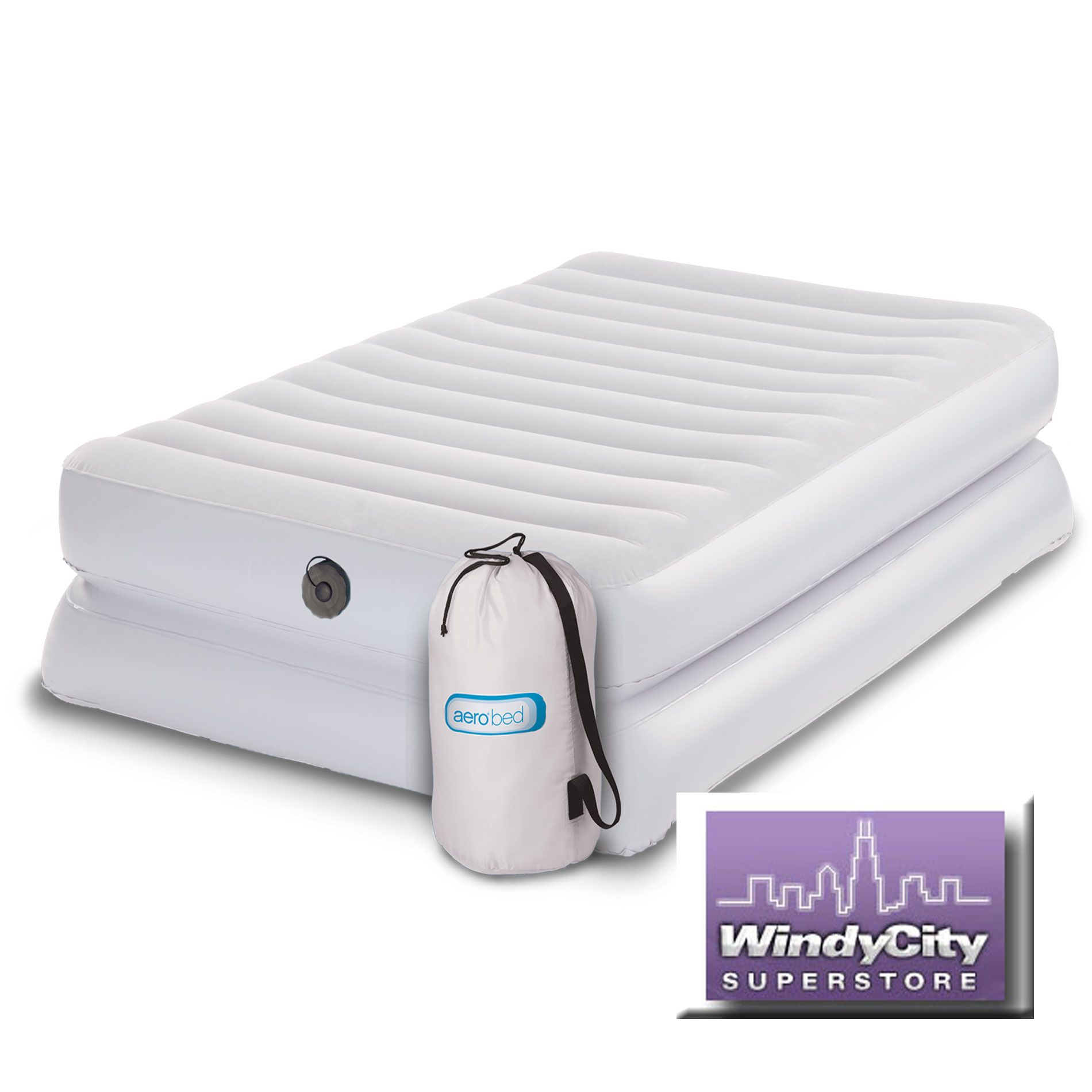 hei d details spin wid prod raised outlet air product mattress coleman sears op sharpen twin jsp bed