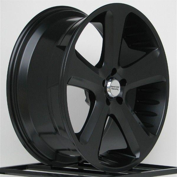 18 inch All Black Wheels Rims Chevy Silverado Truck 1500 Tahoe GMC
