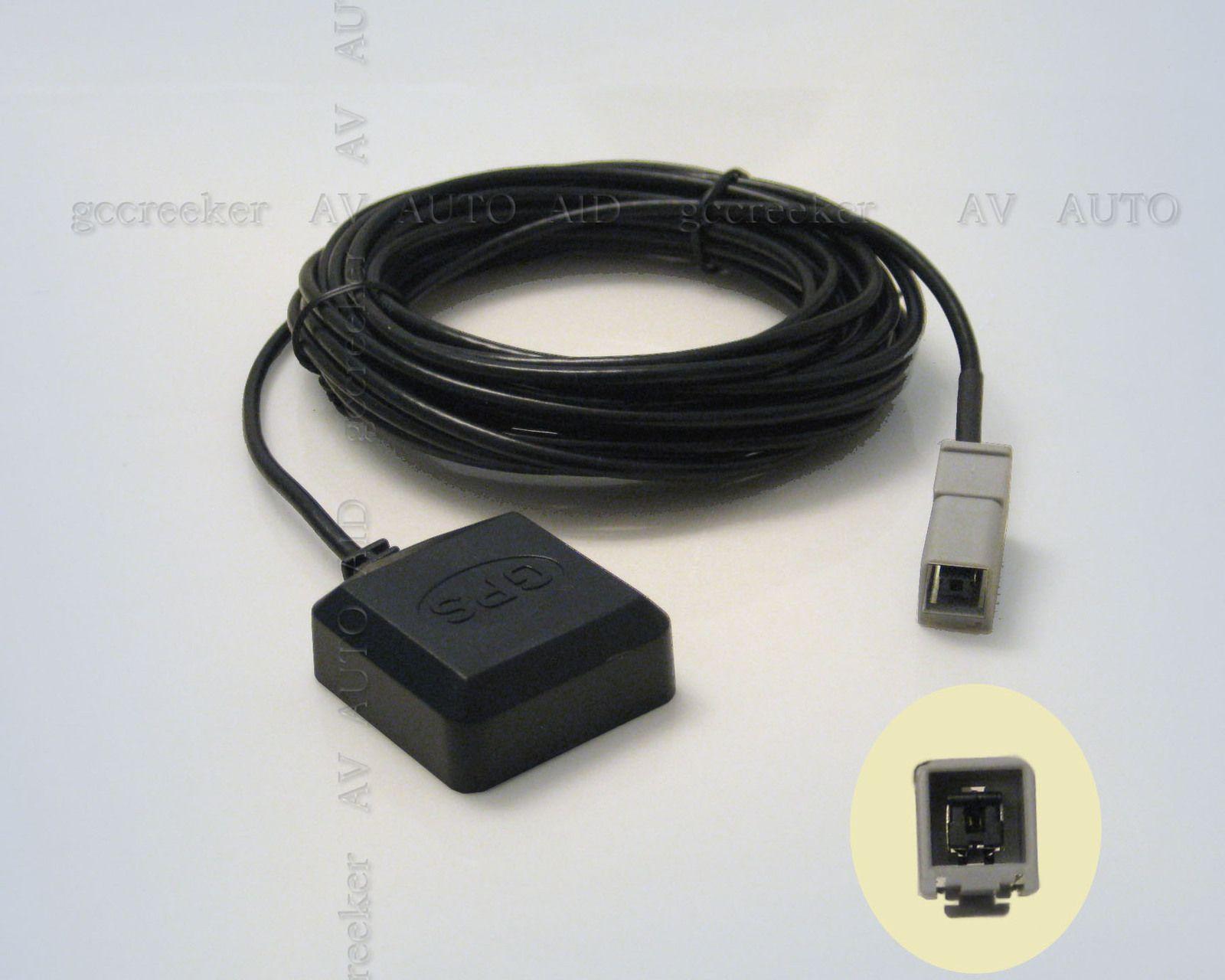 GPS Antenna for Chrysler Dodge Jeep RB1 Navigation Radio Headunit