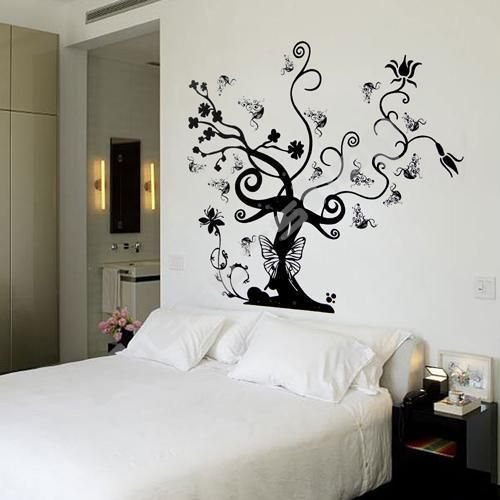 Butterfly PVC Removable Kids Room Art Mural Wall Sticker Decal