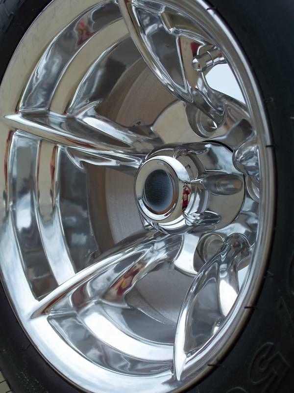 Golf Cart Car Wheel and Tire Combo Fit Club Car E Z Go