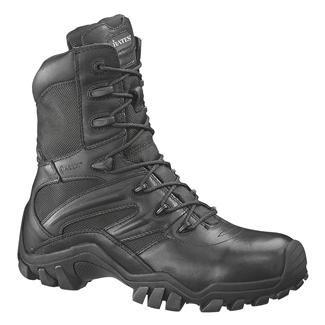 MENS BATES DELTA 8 SZ BLACK BOOTS (us military army combat swat