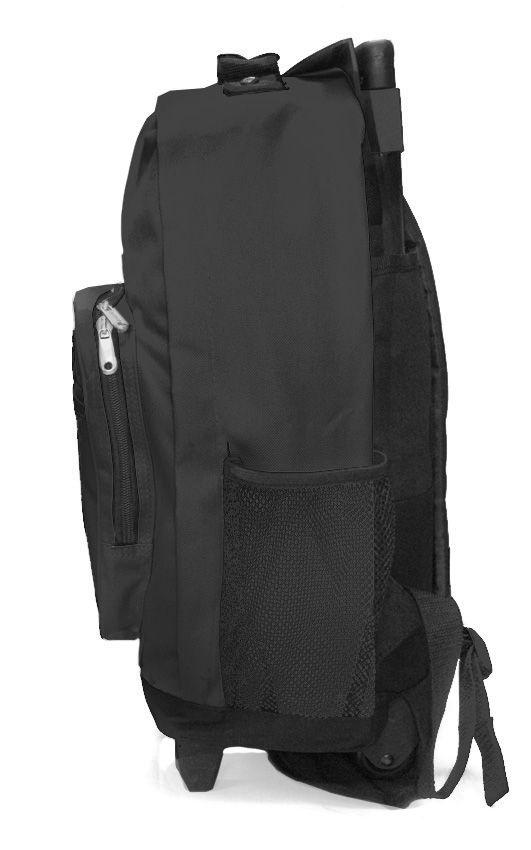Cute Ladybug Rolling Backpack Wheeled Backpacks Carryon Travel Bags