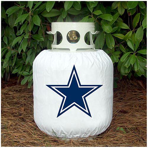 Dallas Cowboys NFL Football Propane Grill Tank Wrap Cover
