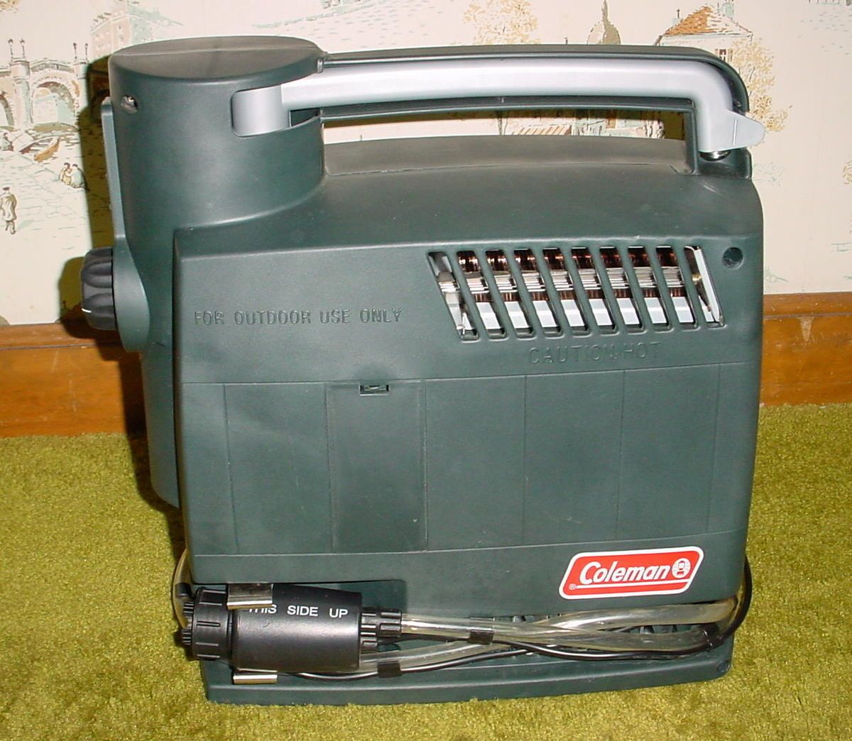 Colemans on Demand Water Heater used one time Excellent Condition with