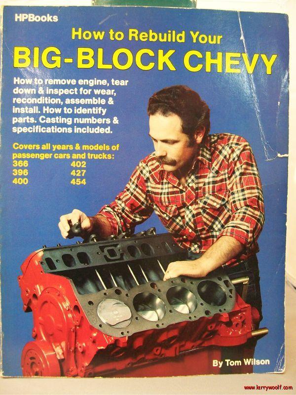 427 chevy big block rebuild kit