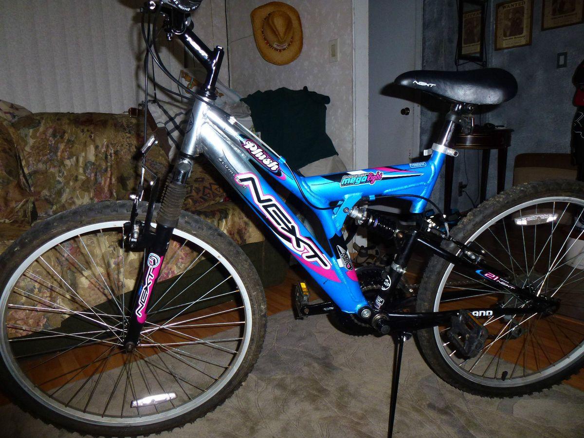 Nex Plush Mega Ligh Mounain Bike 7005 Series