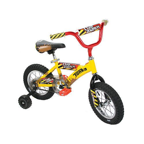 Dynacraft Tonka 12 inch Bike Boys Dirt Zaster