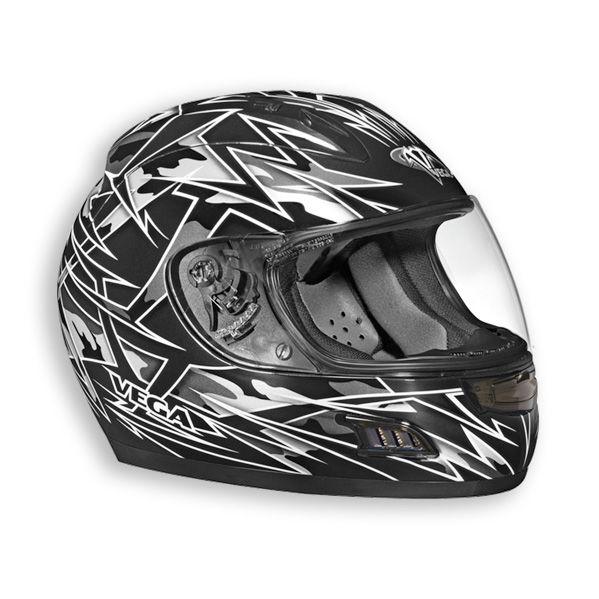 Altura Havoc Motorcycle Street Bike Full Face Sport Bike Helmet