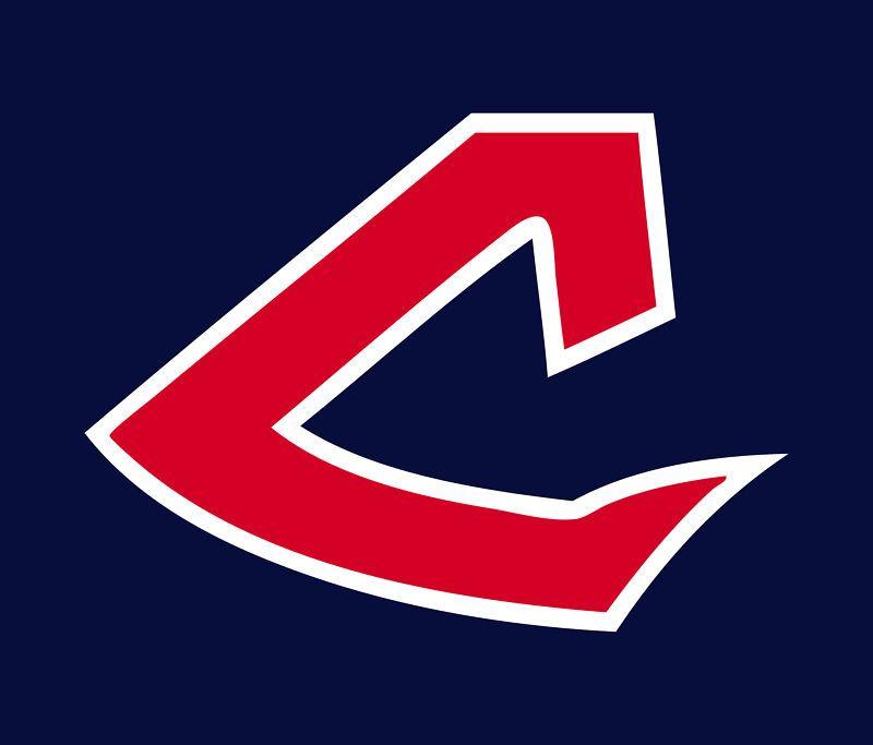 Cleveland Indians C Logo Window Wall Decal Car Sticker