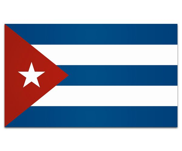 Cuba Flag Cuban Wall Art Decor Car Vinyl Window Bumper Sticker Decal