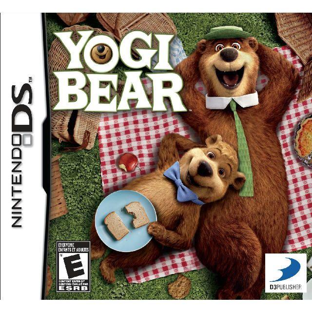 d3 publisher yogi bear the video game