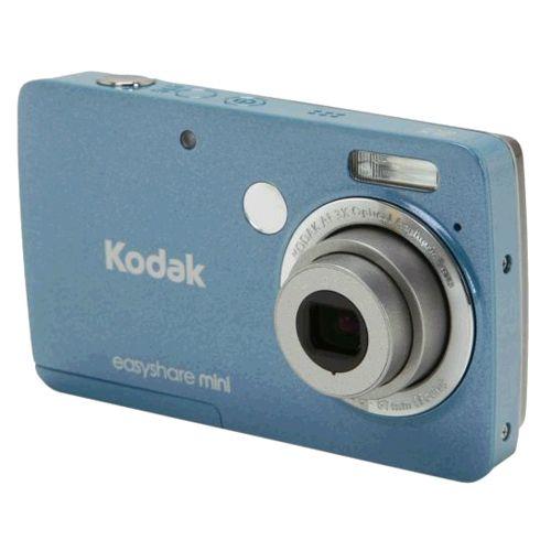 Kodak EasyShare Mini M200 Digital Camera Blue 8384562 041778384565