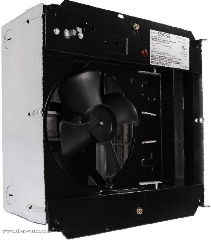 CRA2024T2 Q Mark Electric Wall Heater With 3 Piece Construction
