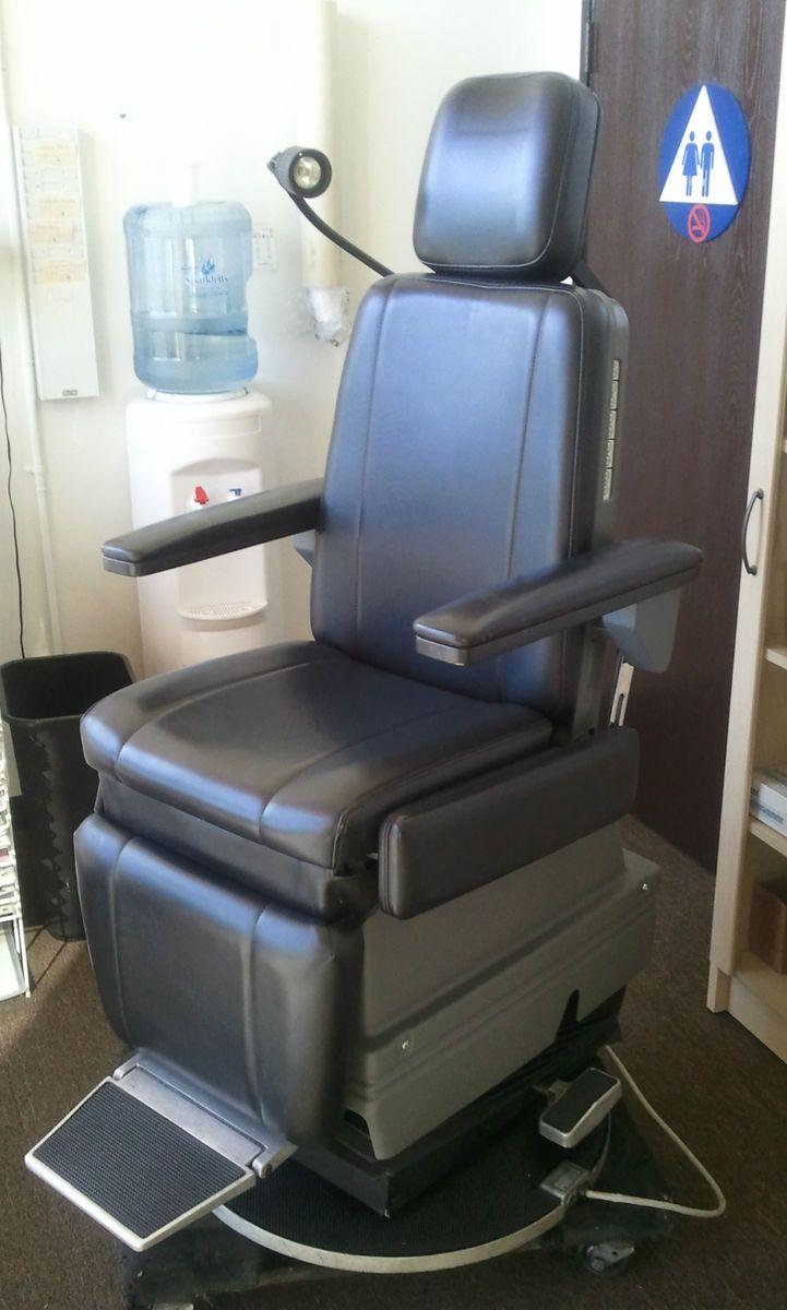 SMR 2000 Exam Chair