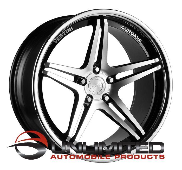 20 Vertini Magic Staggered Wheels Rims Fit BMW E85 E89 Z3 Z4