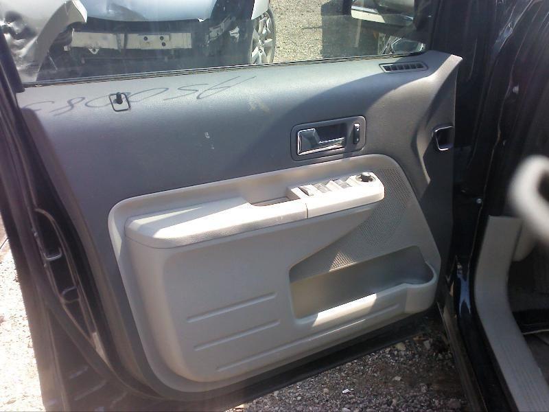 2008 08 Ford Edge Left Driver Front Door Trim Panel