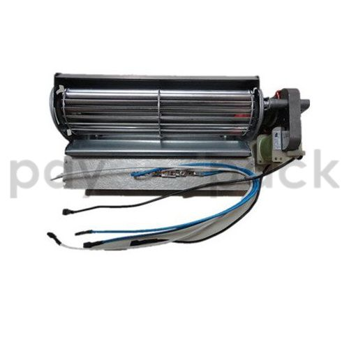 PayandPack Electric Fireplace Blower Fan Infrared Heating Element for