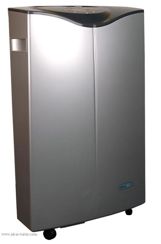 AC 14000E Newair 14 000 BTU Portable Room Air Conditioner Unit Silver