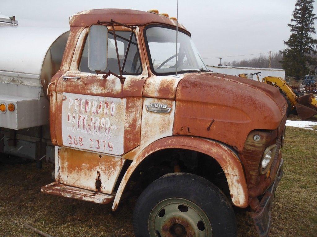 Vintage 1967 N600 Ford Truck 600 N Series F600 Alternator Wiring Diagrams 1991