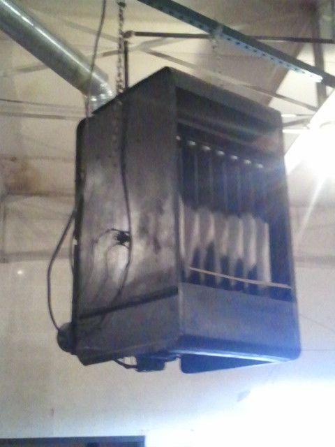 MODINE 104k BTU NATURAL GAS HEATER garage, shop, warehouse  Ft. Worth