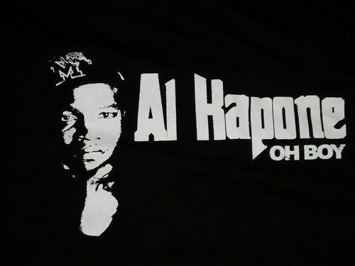 Al Kapone T Shirt Memphis CD Hustle Flow Rap Hip Hop Snoop Eminem Dre