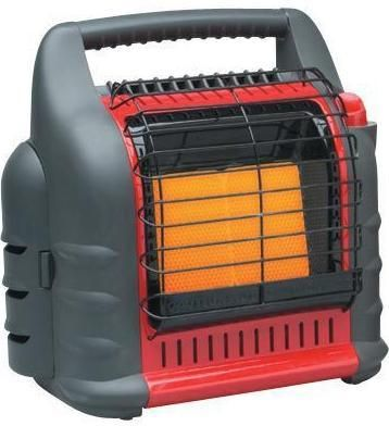 Portable Heater Propane Indoor or Outdoor 18 000 BTU