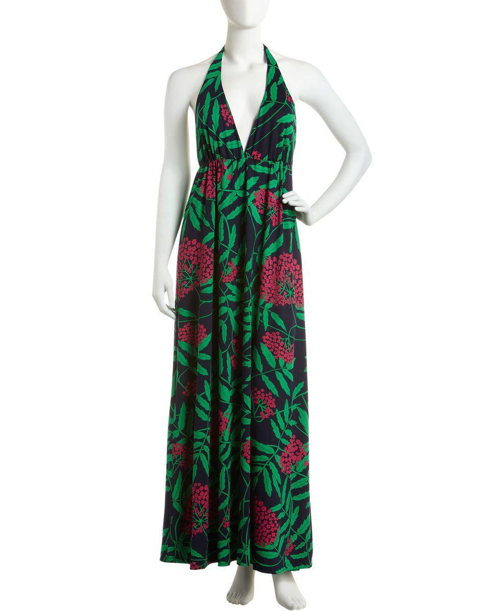 JB by Julie Brown Poppy Print Maxi Dress