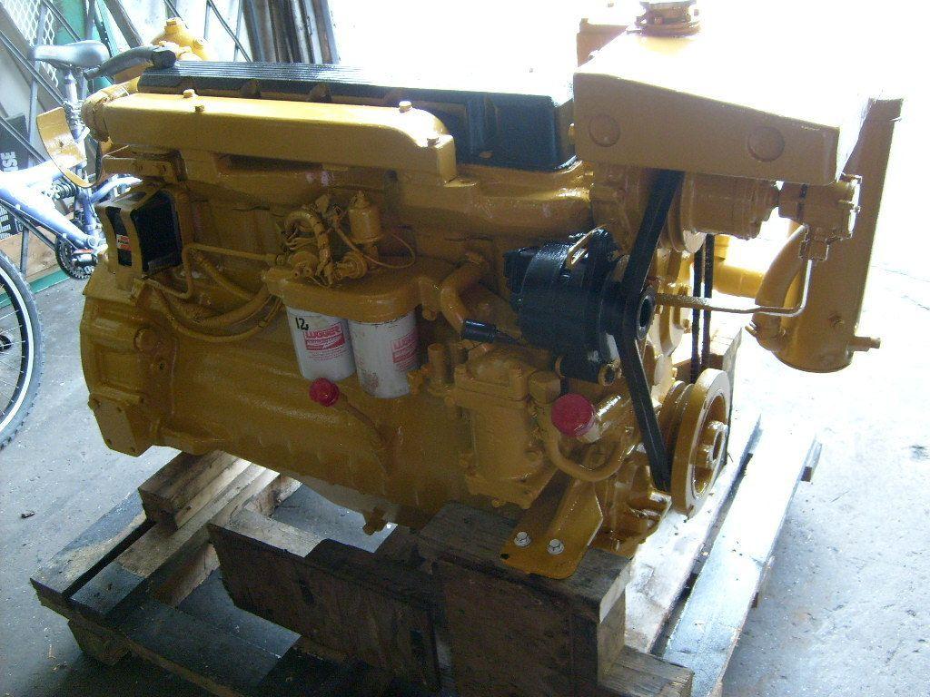John Deere Lugger L6414TDF Diesel Engine Marine Industrial Generators