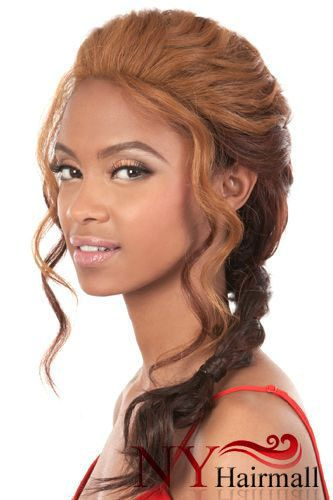 Motowntress Synthetic French Braid Lace Wig LFE Julian