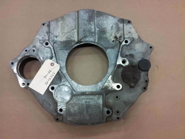 Engine to transmission adaptor plate 12 24 Valve Dodge Ram Cummins