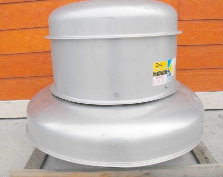 Commercial Kitchen Exhaust Fan Heavy Duty Roof Mount